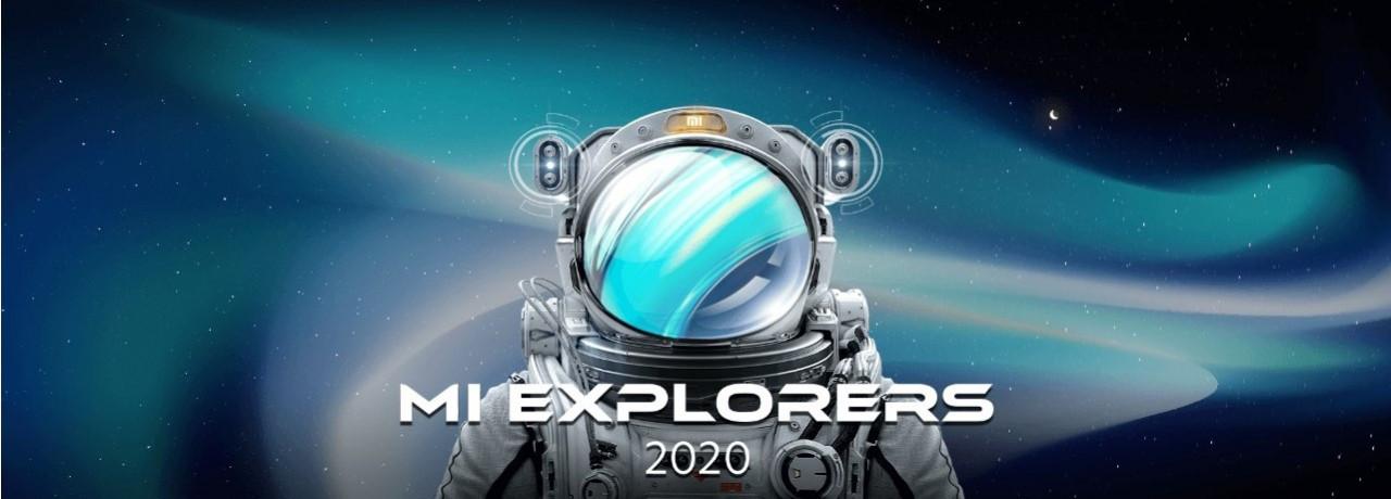 Mi Explorer 2020