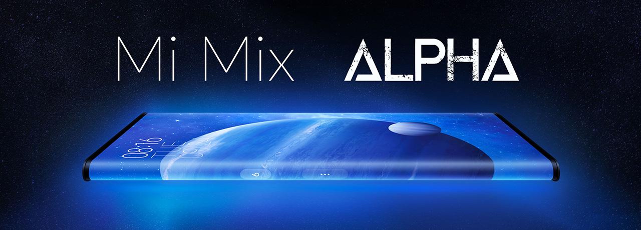 Mi Mix Alpha